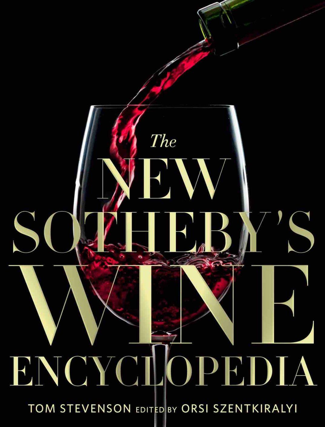 New Sotheby's Wine Encyclopedia