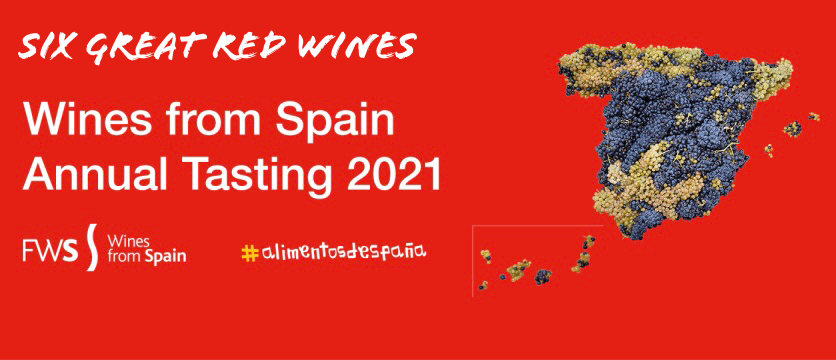 WFS 2021 Great red wines