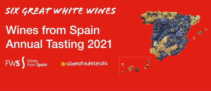 WFS 2021 Great Spanish white wines